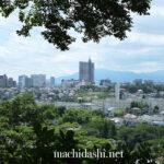 町田市かしの木山自然公園